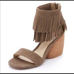 8da7dcd65252 Matiko Shoes - Matiko fringe sandel